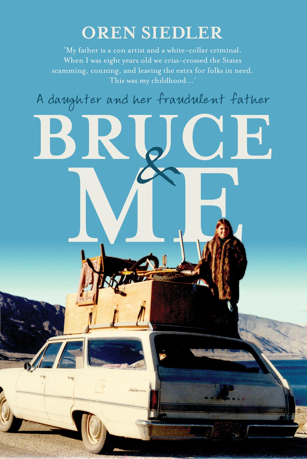 Bruce And Me book cover