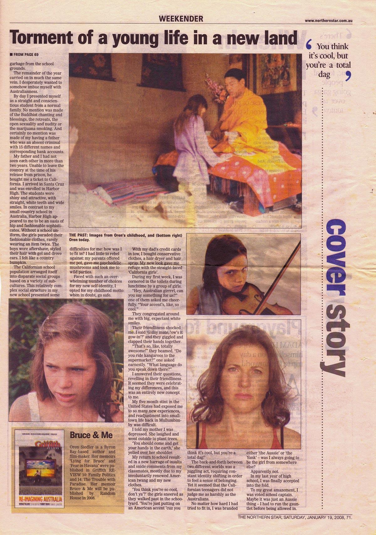 Northern Star Weekender page 2